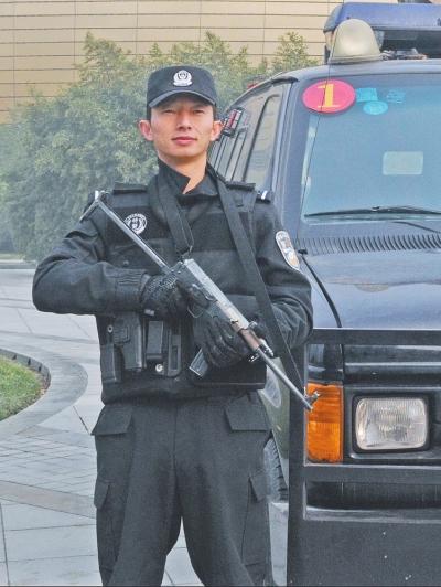 最新特警服装