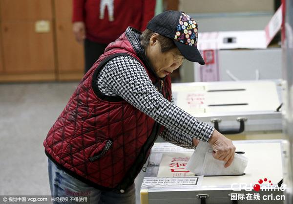 2020年台湾地区领导人选举与民意代表选举将于1月11日投票