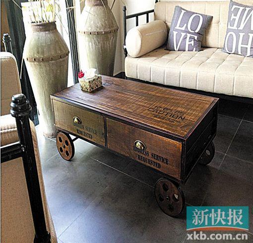 做旧风格:乡村复古,现代工业都爱它!|家具|实木