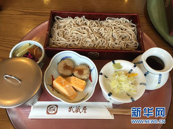 蕎麥面(方藝曉攝)