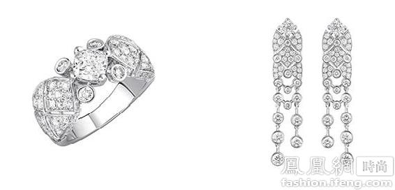 凤凰珠宝手绘图戒指