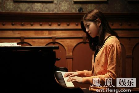 [明星爆料]陈妍希《奔爱》首次全英文对白出镜 自弹自唱挑战无限