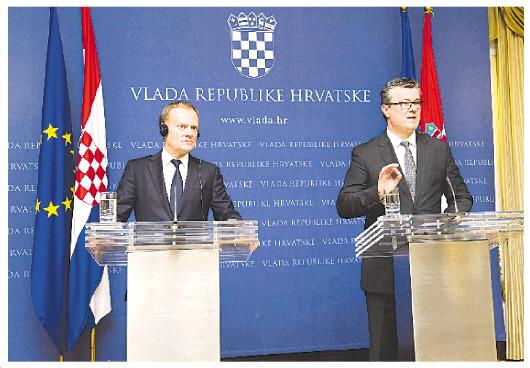 申根边界规定是欧盟难民政策基础|克罗地亚|萨