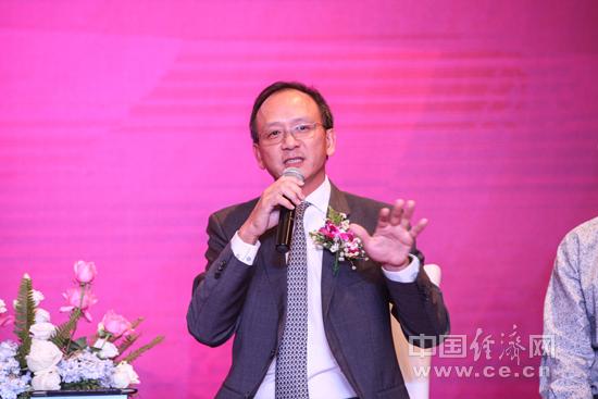 李锦记集团董事、李锦记健康产品集团主席兼行政总裁李惠森