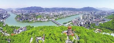 三明逐梦国家森林城市推进生态民生林业快速发展