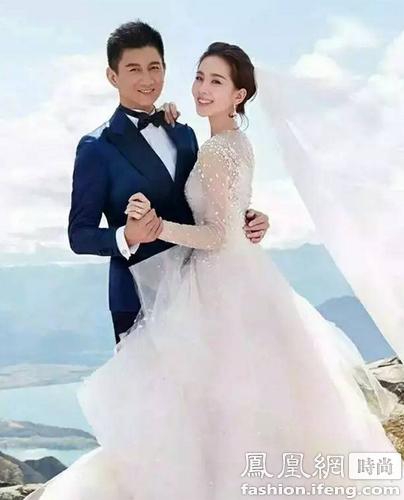 深扒刘诗诗婚礼梳妆台 若曦美出新高度【星美容】