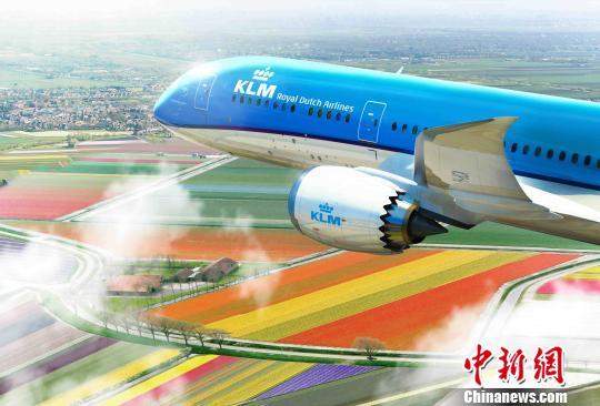 荷航波音787 9梦想飞机将执飞杭州阿姆斯特丹航线