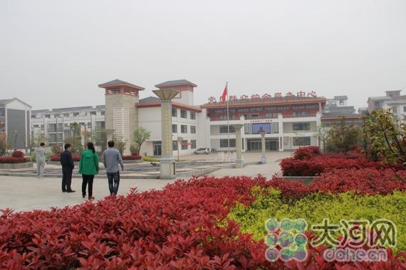 魅力鹰城之舞钢市统筹城乡建设 致力打造生态宜居城市