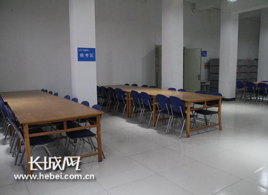河北外国语学院获批托福待考区。学校供图