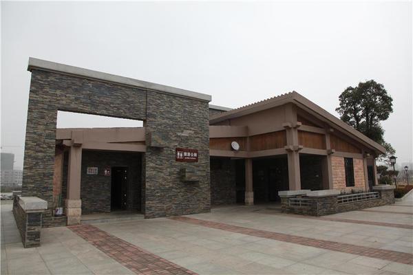 十堰市诗经文化广场旅游厕所
