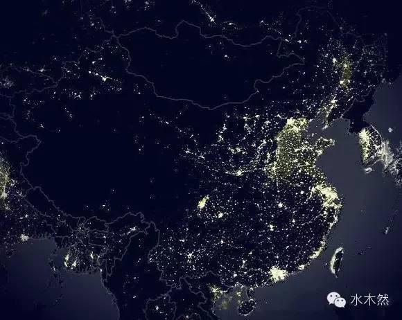 水木然:这些美国情报局的航拍,将中国暴露得一览无余(转帖) - 翠屏雪松 - 翠屏雪松