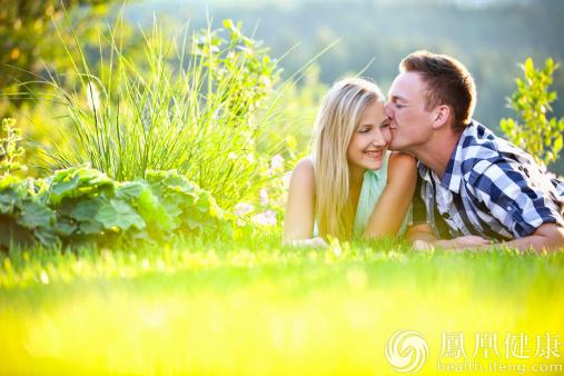 女人最希望被吻哪一部位