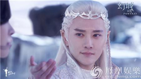 冯绍峰成《幻城》核心人物 外表很乖内心活跃