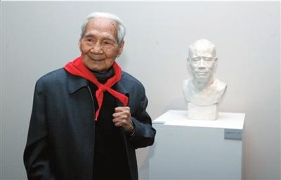 雕塑家曾竹韶逝世