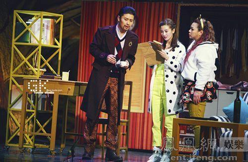 伊洋《爱情短信》上海站票房爆棚 观众呼吁加场