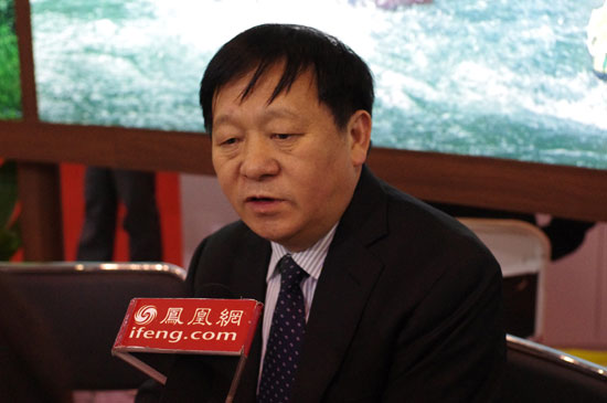 貴州副省長黃康生:打造貴州文化旅游發展創新