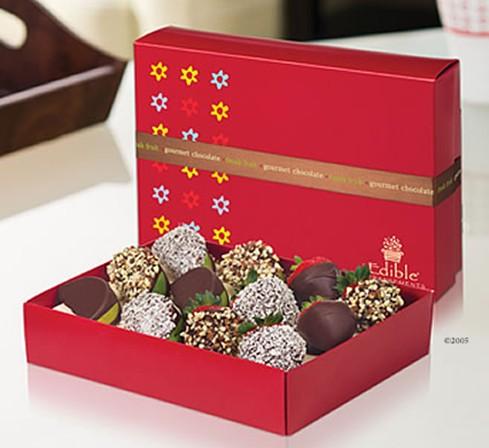 柏氏花草木果套盒-因为惊喜,送老妈水果花   花非花,果非果,嫣然   一朵   水果花,诱人