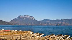 最后一个母系氏族社会泸沽湖