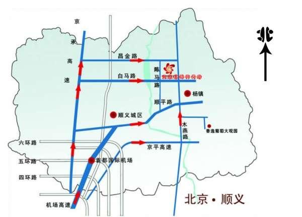 凤凰时尚  焦庄户位于北京市顺义区东北燕山余脉歪坨山下,距北京60图片