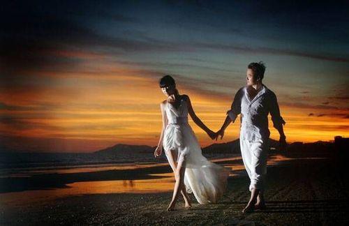 穿着婚纱去旅行 北京婚纱照外景地推荐
