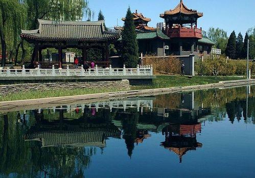 初夏遛弯去 搜罗北京散步好地方