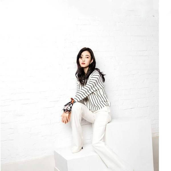素颜女神王丽坤 时尚大片发型最美