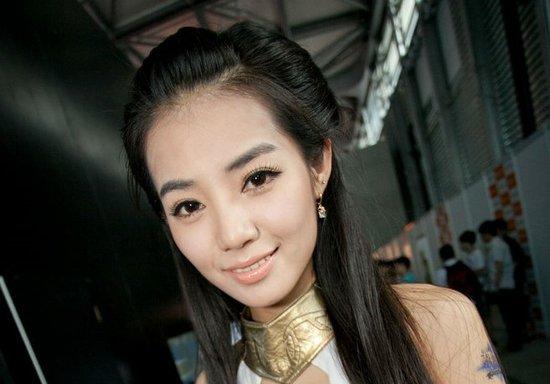 chinajoy上的美女卖萌照