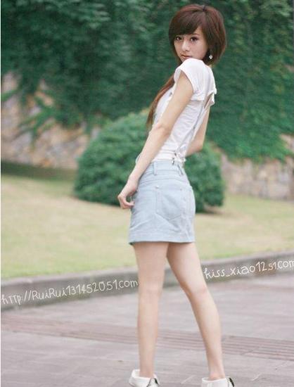 西南大学校花刘怡潇