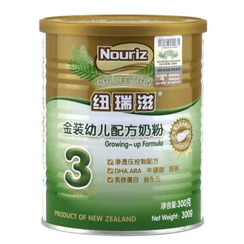 国外的孩子都在喝啥奶粉
