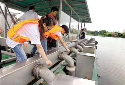 水污染治理_严查污染排放河南启动地表水污染防治措施工