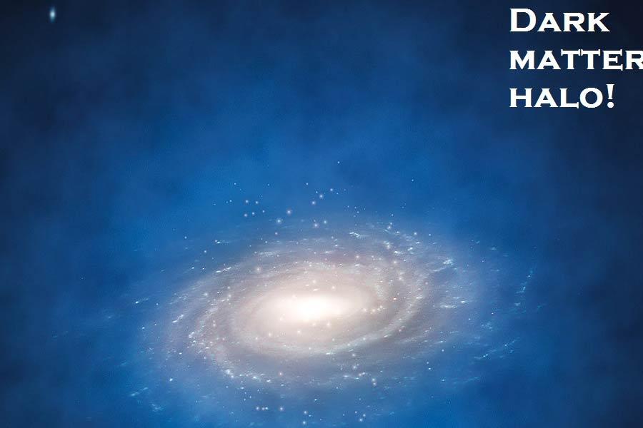 """大爆炸不仅创造了能量和物质,早在1964年天文学家就发现宇宙存在我们无法看到的物质。人类、行星、恒星和银河系等的""""普通物质""""构成宇宙的4.9%,""""暗物质""""占26.8%,推动宇宙膨胀速率不断加速的""""暗能量""""则占据宇宙剩余的68.3%。"""
