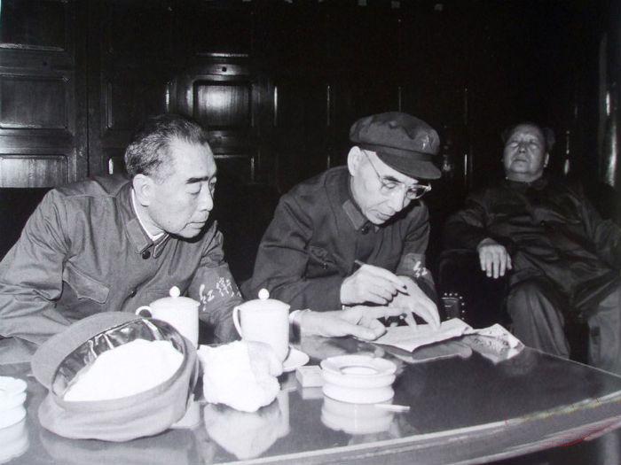 纪念周恩来总理逝世38周年(照片七幅) -  周天红(无悔斋主) - 周天红人生博客