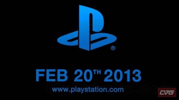 索尼预示PS4将于月底发布