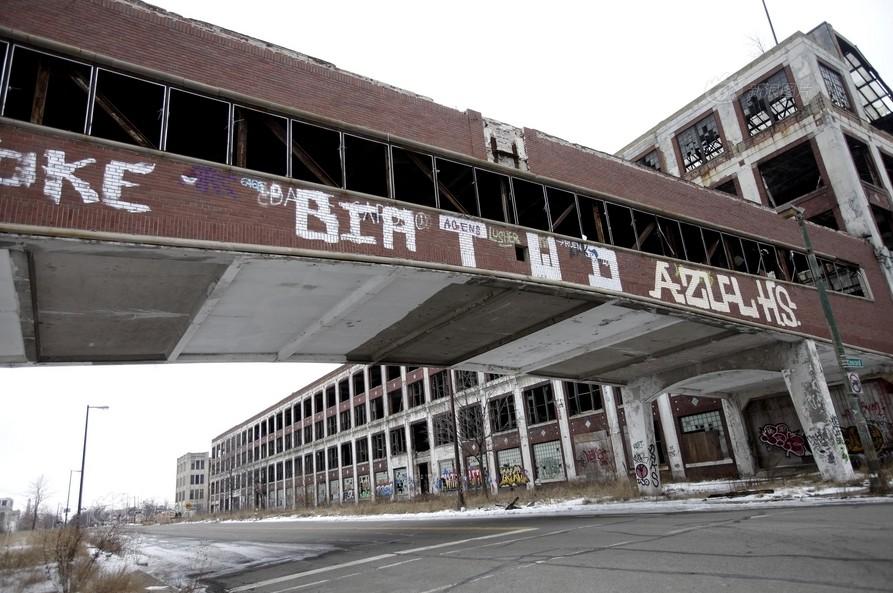 底特律:一个城市的破产