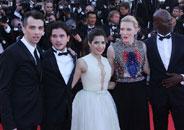 《驯龙高手2》戛纳 举行首映