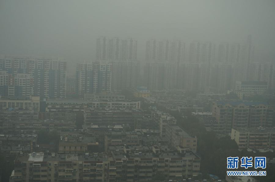 山东气象台发布大雾黄色预警信号,鲁西南、鲁西北和鲁中的北部地