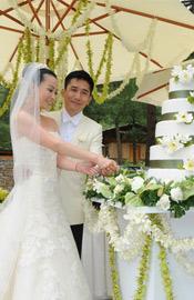 梁朝伟与刘嘉玲赴不丹举行婚礼