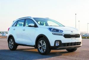 东风悦达起亚小型SUV KX3即将上市高清图片