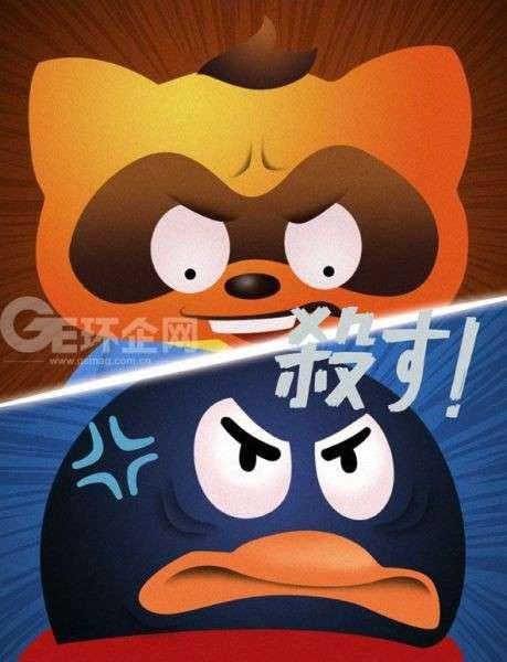 这只一直潜心隐藏的浣熊(yy的吉祥物),正式向包括企鹅在内的对手展图片