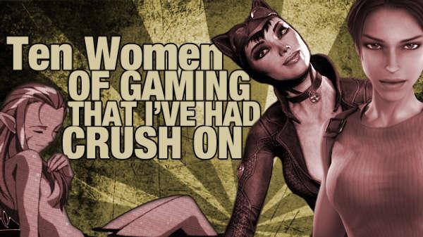 十大女角色引玩家无尽YY 谁敢说梦中没见过她们?