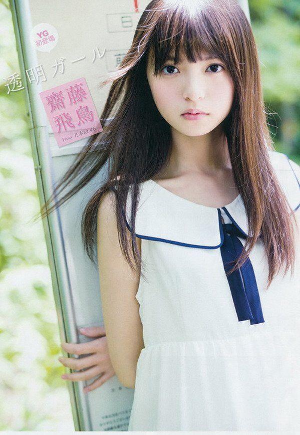 日本女孩网络走红 号称 被神选中的美少女