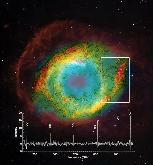 水火不容?恒星中或存在水分子