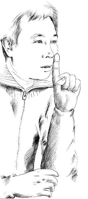 简笔画 手绘 素描 线稿 300_674 竖版 竖屏
