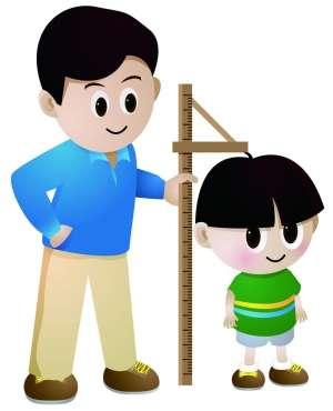 孩子身高牵动父母心 尝尽了矮个子的苦,1.图片