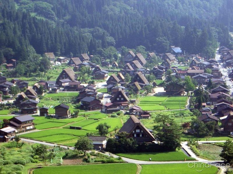 农村生活_组图日本追求农村生活魅力