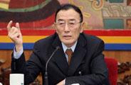 西藏副书记:自焚事件与境外势力煽动有关