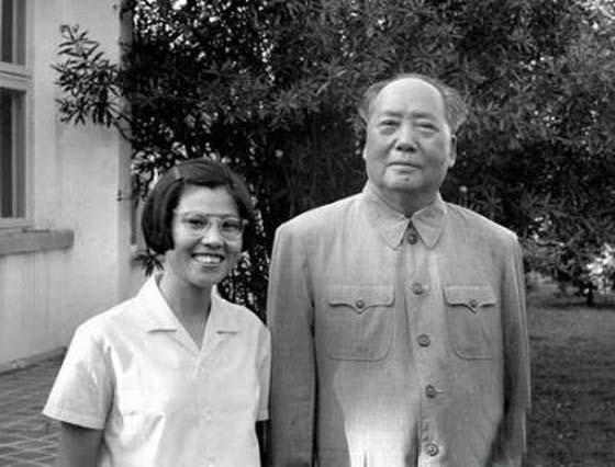 中国最著名的五大美女秘书(组图)