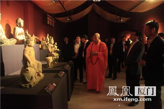 """""""宋代木雕佛像展""""首开世界展览业先河"""