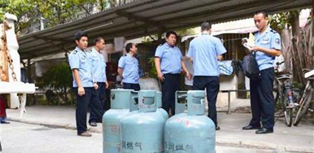 厦门整治餐饮场所燃气 50公斤钢瓶要设独立气瓶间