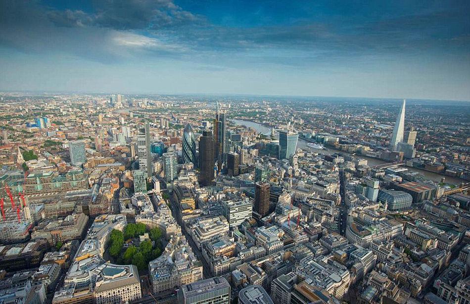 伦敦城市人口_伦敦城市